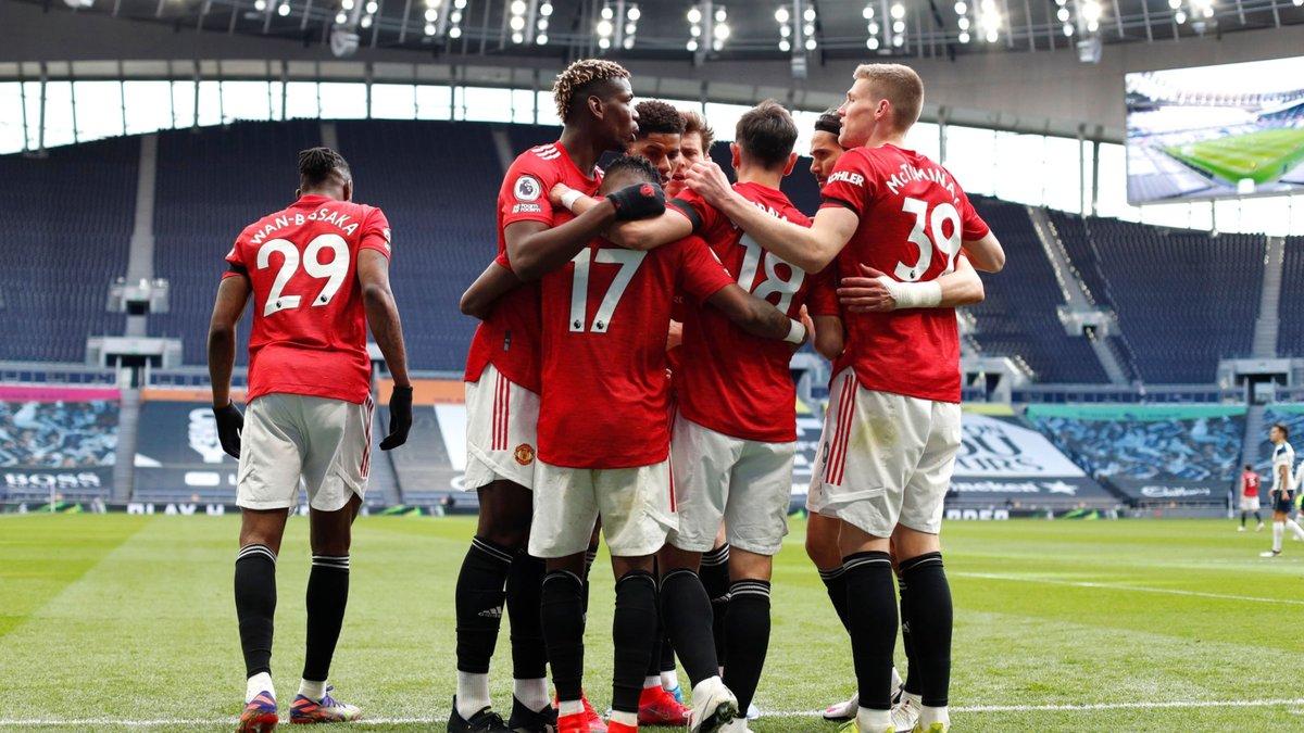 Манчестер Юнайтед дотиснув Тоттенхем, Вест Хем переміг Лестер і піднявся в зону ЛЧ, Арсенал розгромив Шеффілд