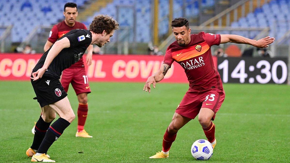 Рома минимально одолела Болонью, Ювентус уверенно победил Дженоа, Лацио в добавленное время вырвал победу у Вероны