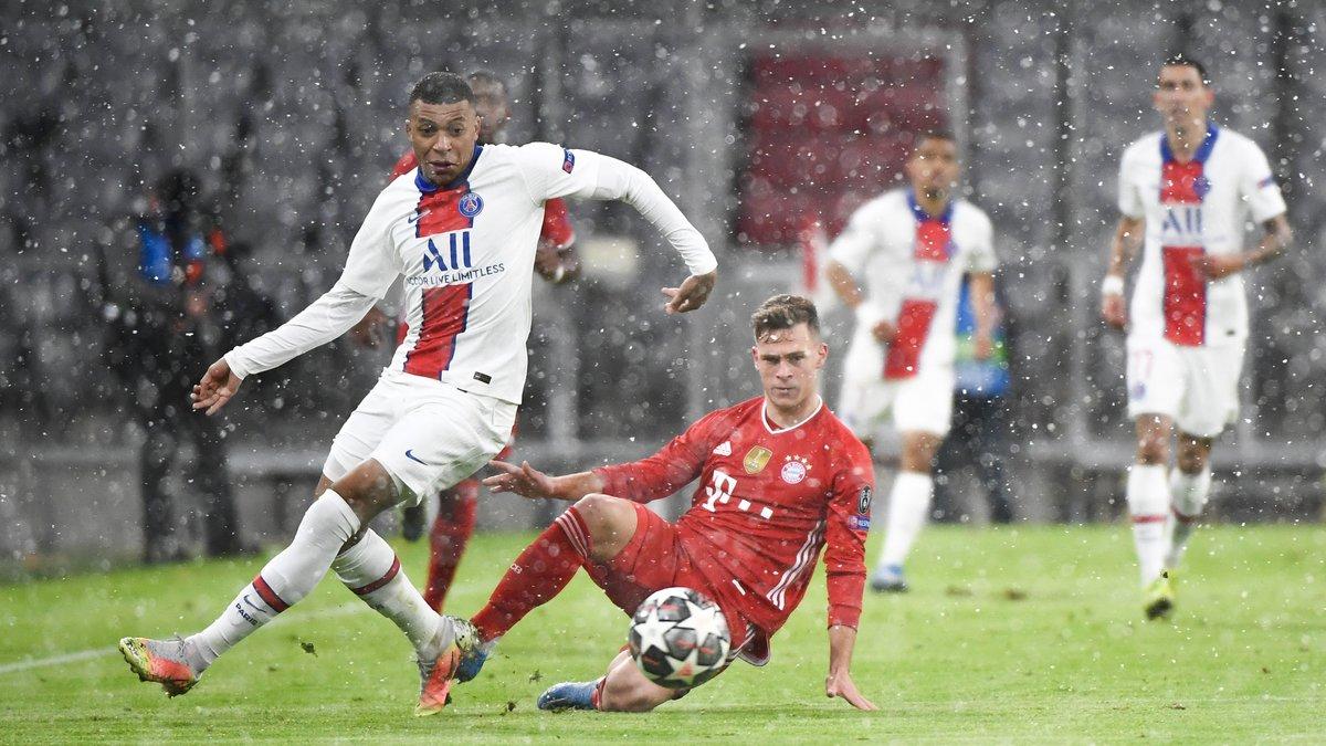 ПСЖ – Баварія: онлайн-трансляція матчу-відповіді 1/4 фіналу Ліги чемпіонів