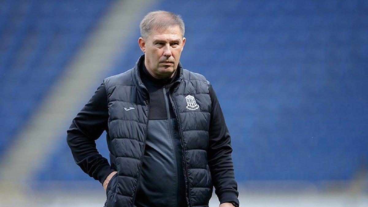 Климовский официально стал главным тренером тернопольской Нивы