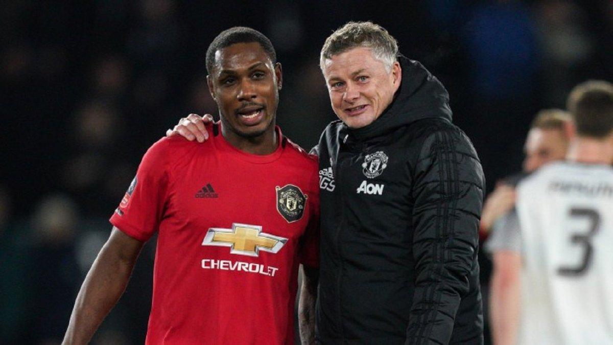 Ігало пояснив, що спонукало його покинути Манчестер Юнайтед