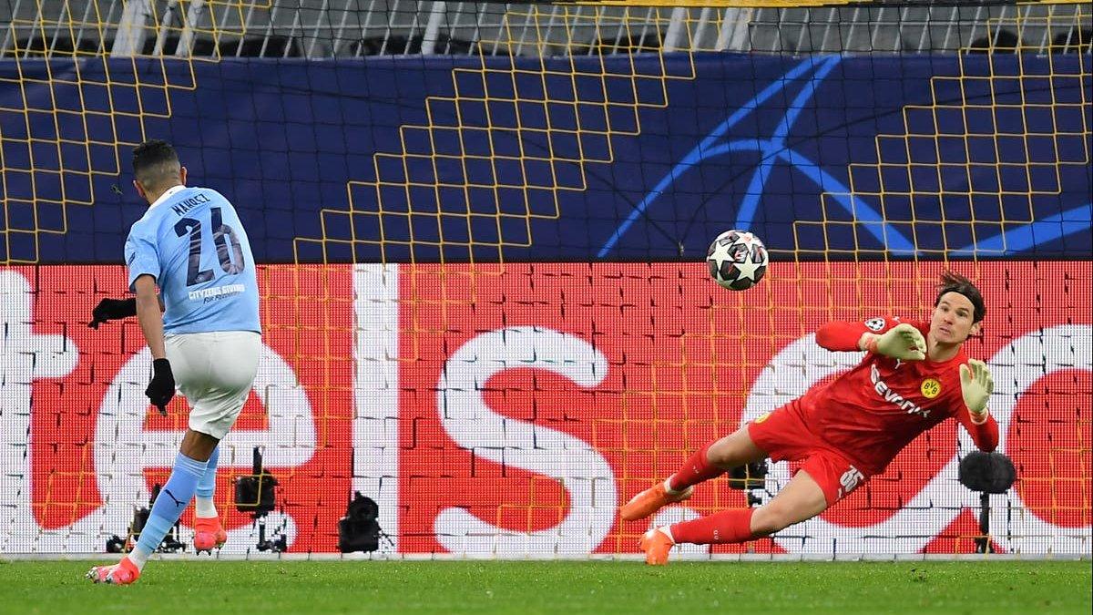 Манчестер Сіті нервово дотиснув Борусію Д і вийшов у півфінал Ліги чемпіонів – Гвардіола зняв 5-річне прокляття