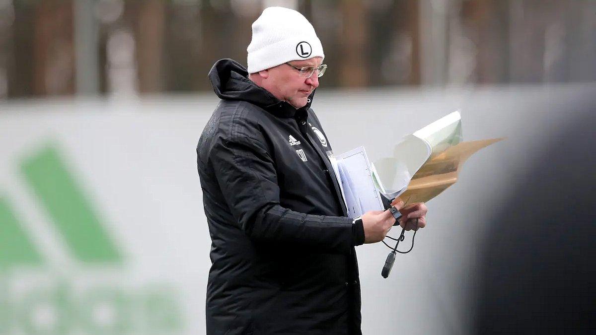 """""""Русин сказав, що не хоче грати за другу команду – це непрофесіонально"""": тренер Легії чекає розмови з Динамо"""