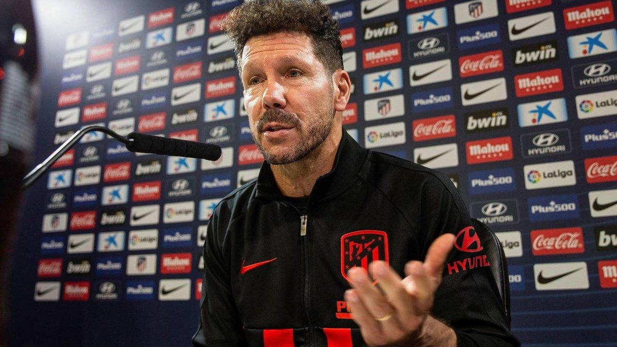 """Атлетико готов избавиться от 5-ти игроков – известен """"черный список"""" Симеоне"""