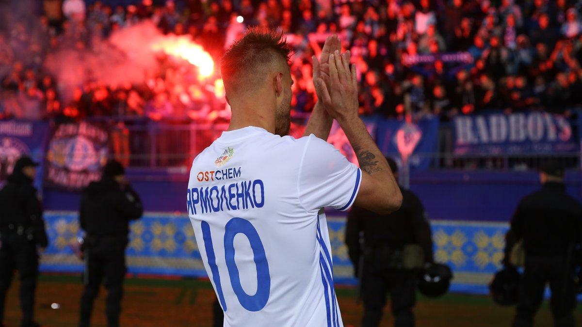 Динамо не розглядає повернення Ярмоленка, хавбек збірної України мав інші варіанти, – джерело