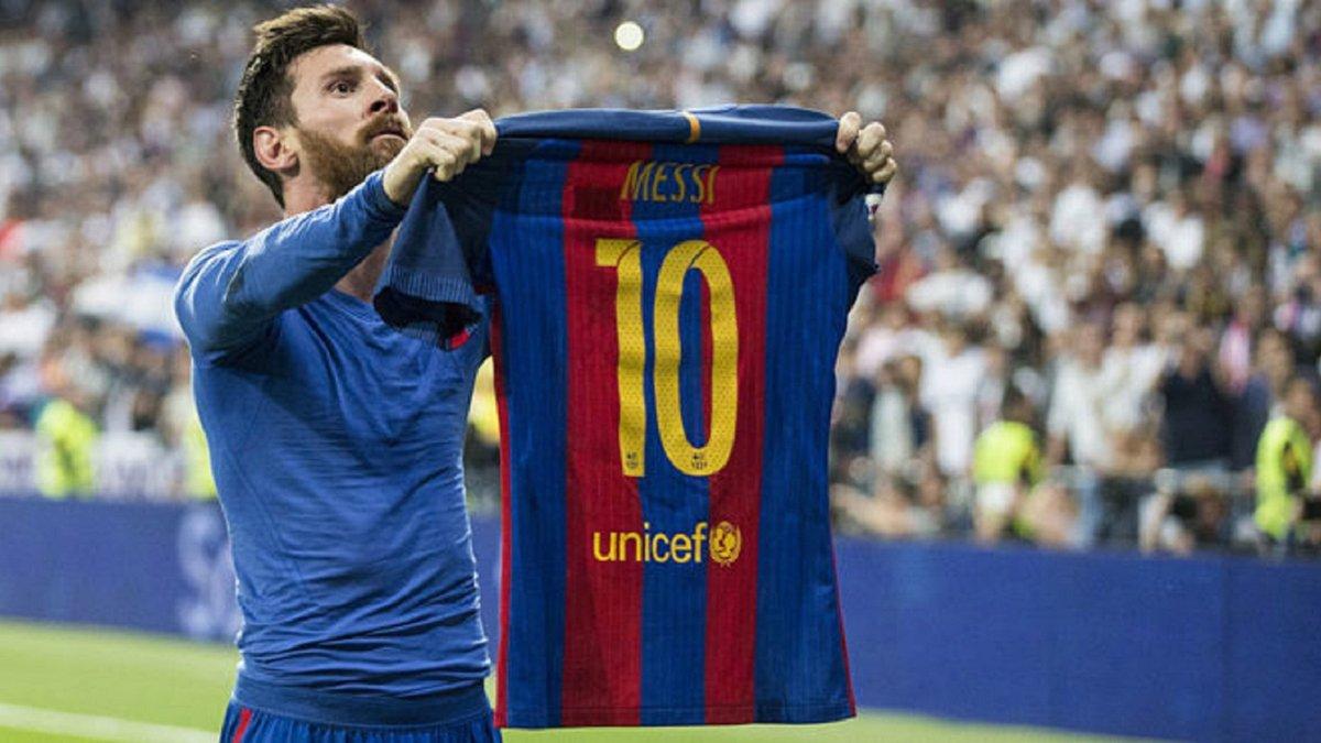"""""""Кому-то придется забрать себе 10-й номер"""", – экс-директор Барселоны убежден, что Месси определился с будущим"""