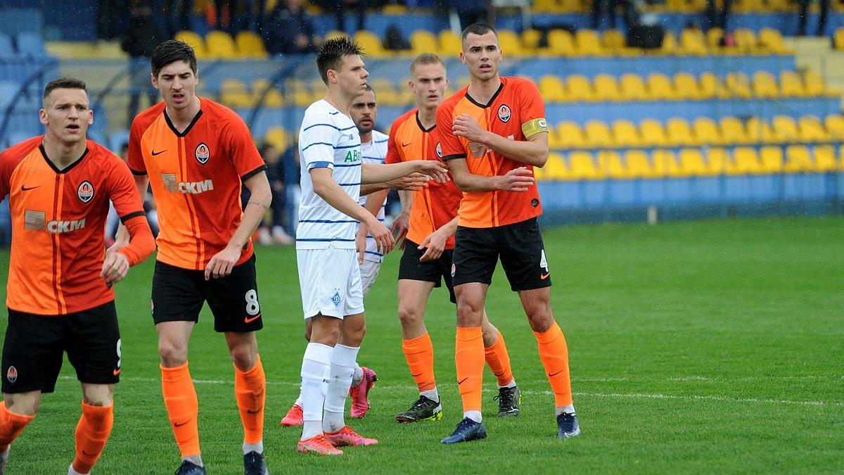 Динамо U-21 одолело Шахтер на глазах Тайсона и стало лидером – дубль таланта решил все