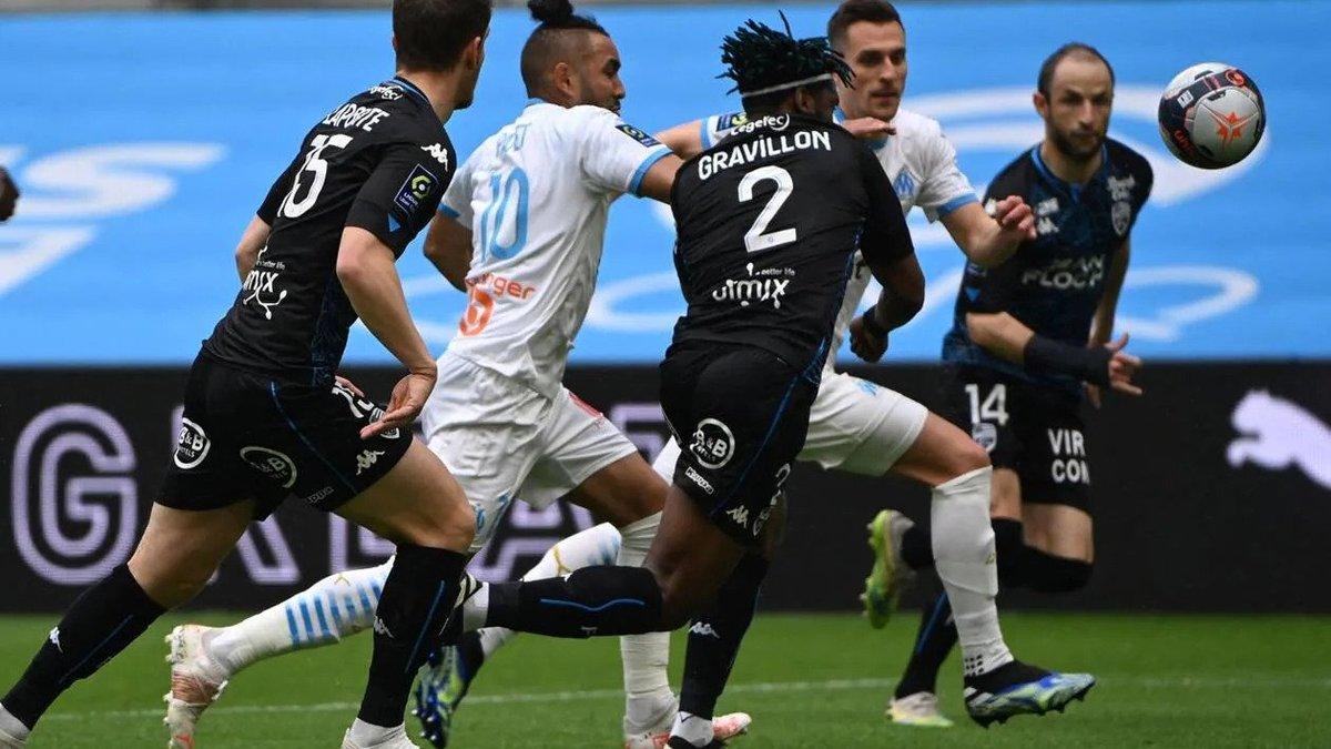 Лига 1: Марсель дожал Лорьян на последних минутах, Ренн легко разгромил Анже