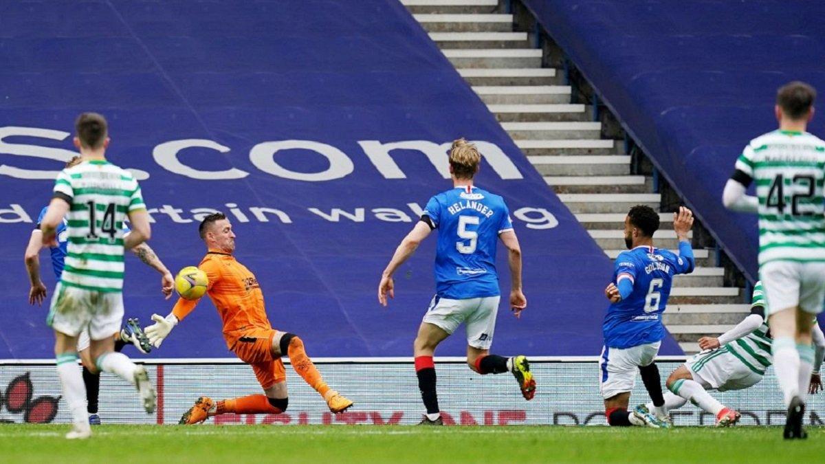 Джеррард нанес еще одно фиаско Селтику – Рейнджерс выбил заклятого врага из Кубка Шотландии