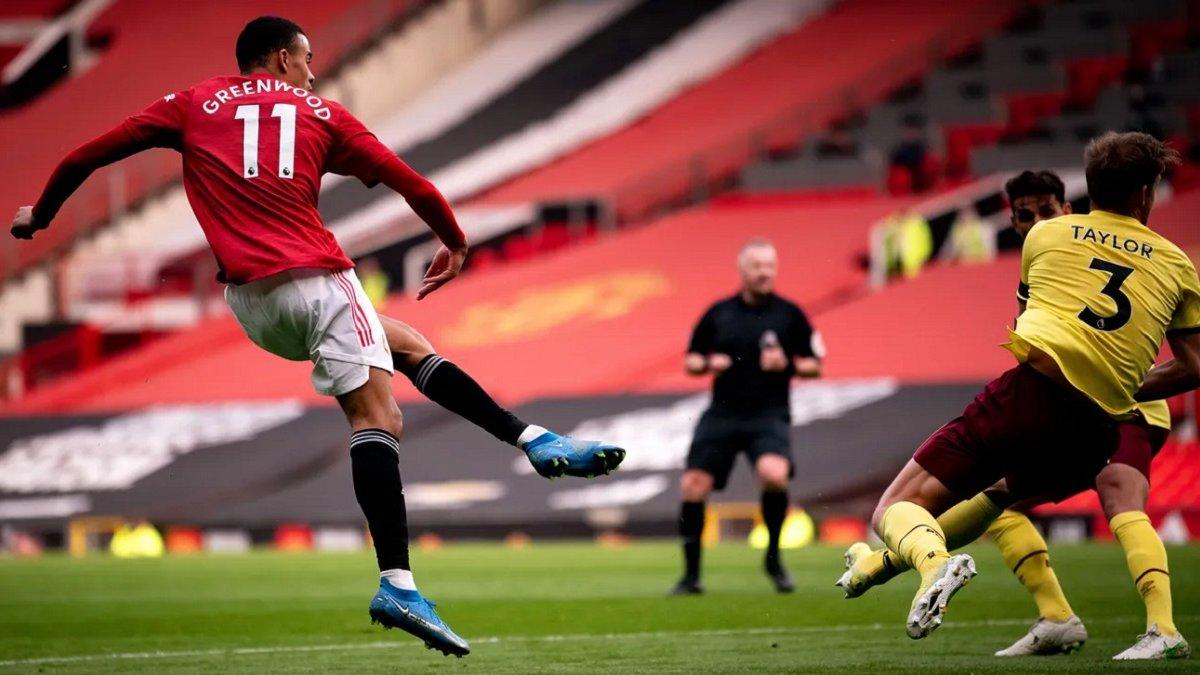 Манчестер Юнайтед – Бернлі – 3:1 – відео голів та огляд матчу