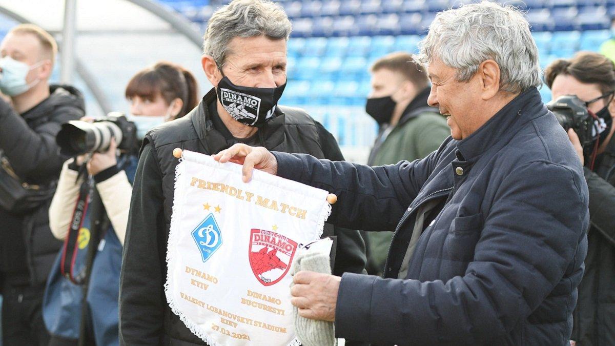 Луческу сделал заявление относительно своего будущего после завершения сезона
