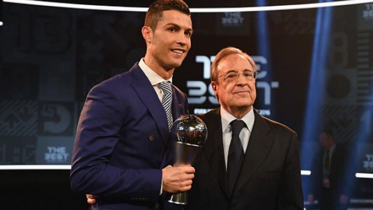 Перес сделал однозначное заявление о возвращении Роналду в Реал