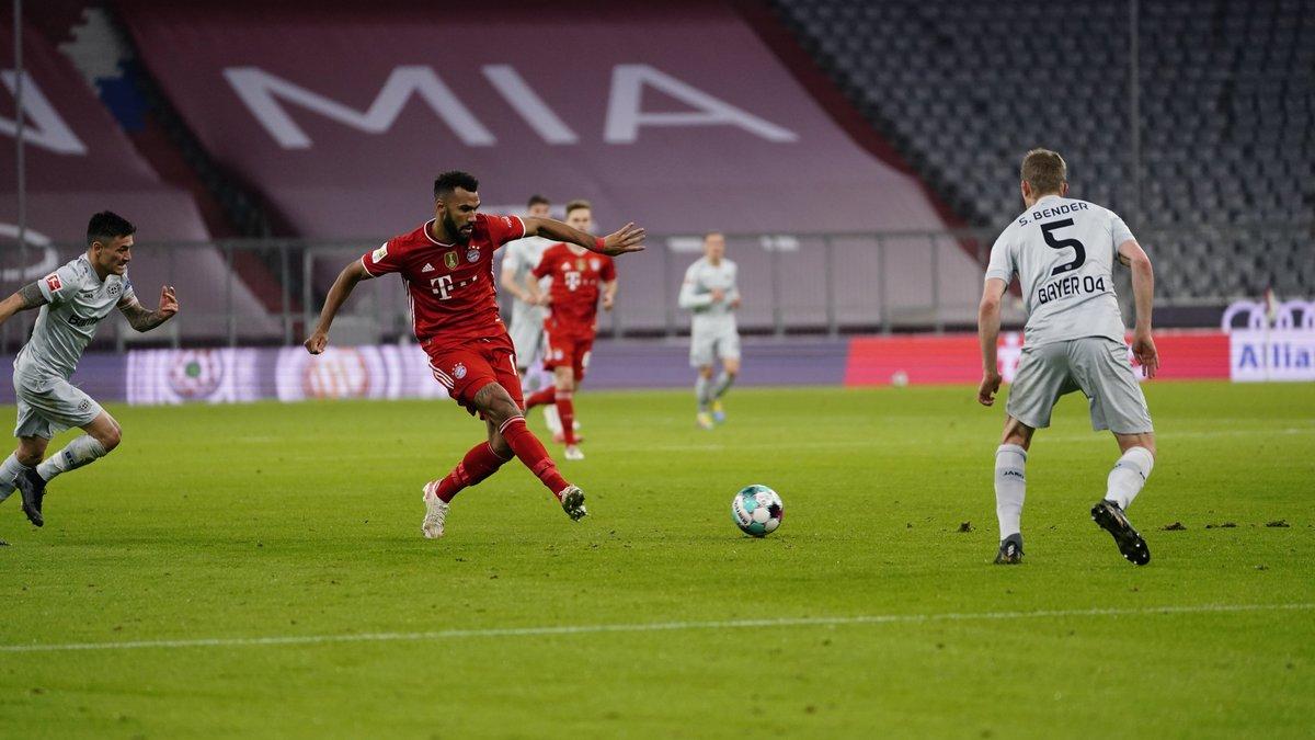 Бліцкриг без 5 хвилин чемпіона у відеоогляді матчу Баварія – Байєр – 2:0