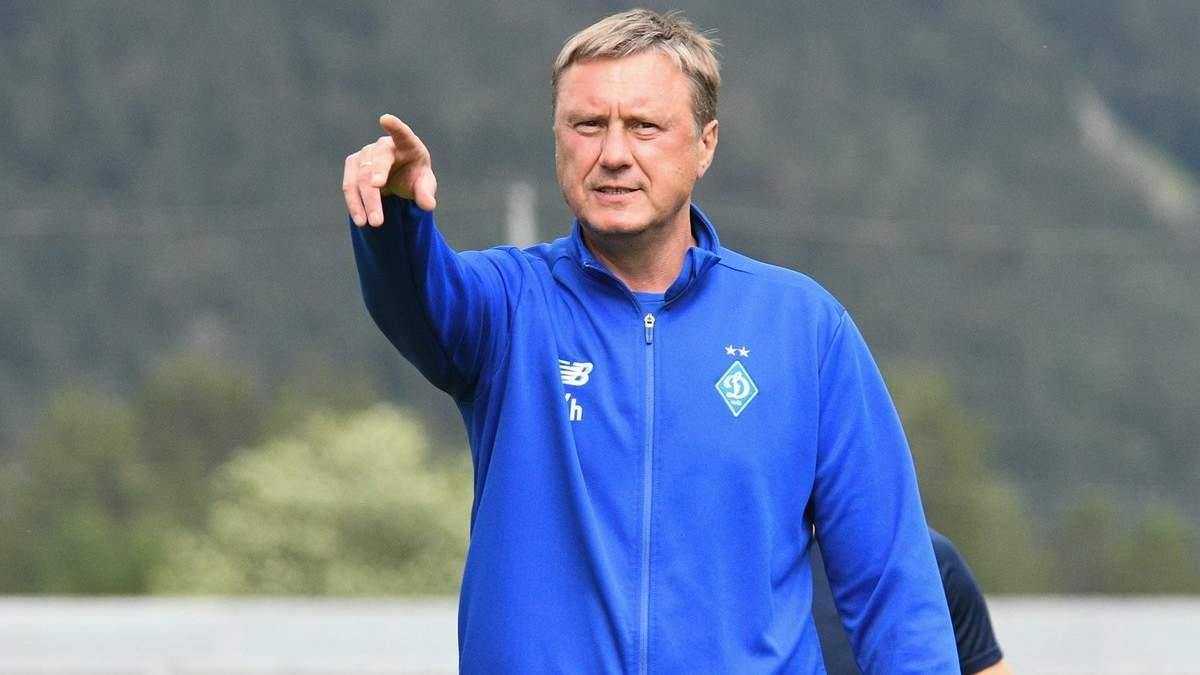 Хацкевич: Фундамент в Динамо закладали всі – Луческу прийшов у готову команду