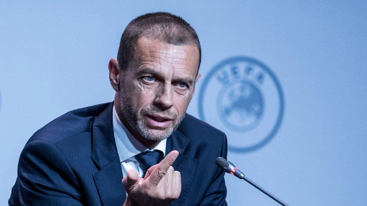Реал получил вердикт Чеферина по участию в полуфинале Лиги чемпионов – президент УЕФА обещает страдания