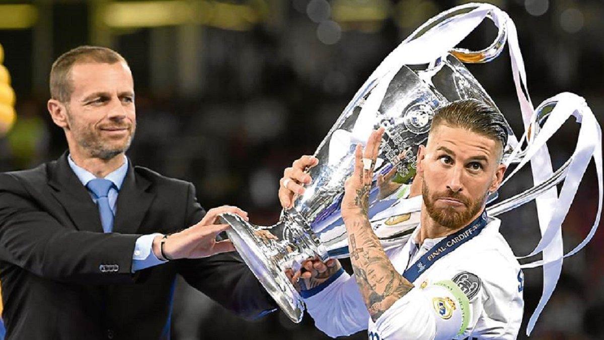 УЄФА планує викинути Реал та Ювентус з Ліги чемпіонів – безпрецедентне покарання в історії турніру