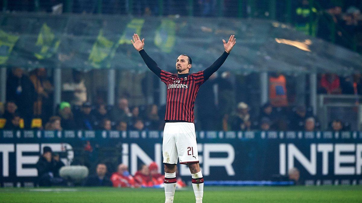 """""""Я бы остался в Милане до конца жизни"""", – Ибрагимович отреагировал на продление контракта"""