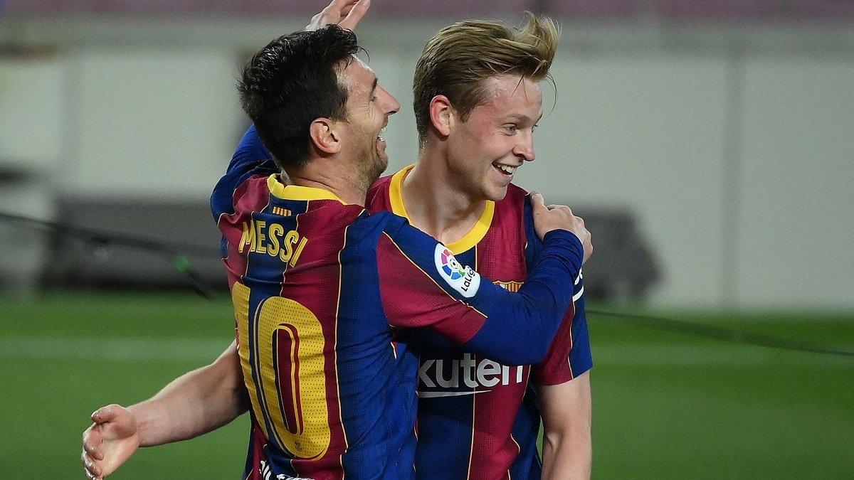 Барселона в матче с двумя автоголами и эпическим ляпом защитника одолела Хетафе – Месси дублем приложился к победе