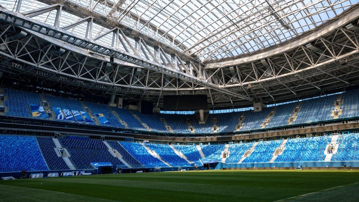 Росія офіційно отримала три додаткові поєдинки Євро-2020