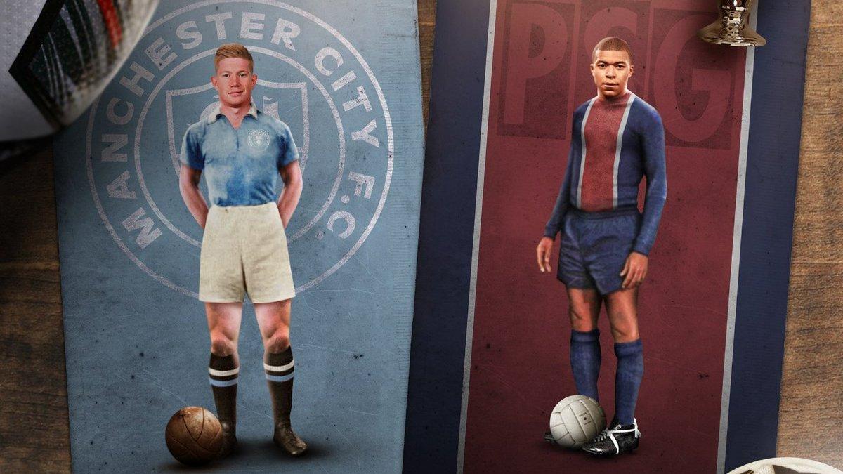 Манчестер Сіті – ПСЖ: анонс матчу-відповіді півфіналу Ліги чемпіонів