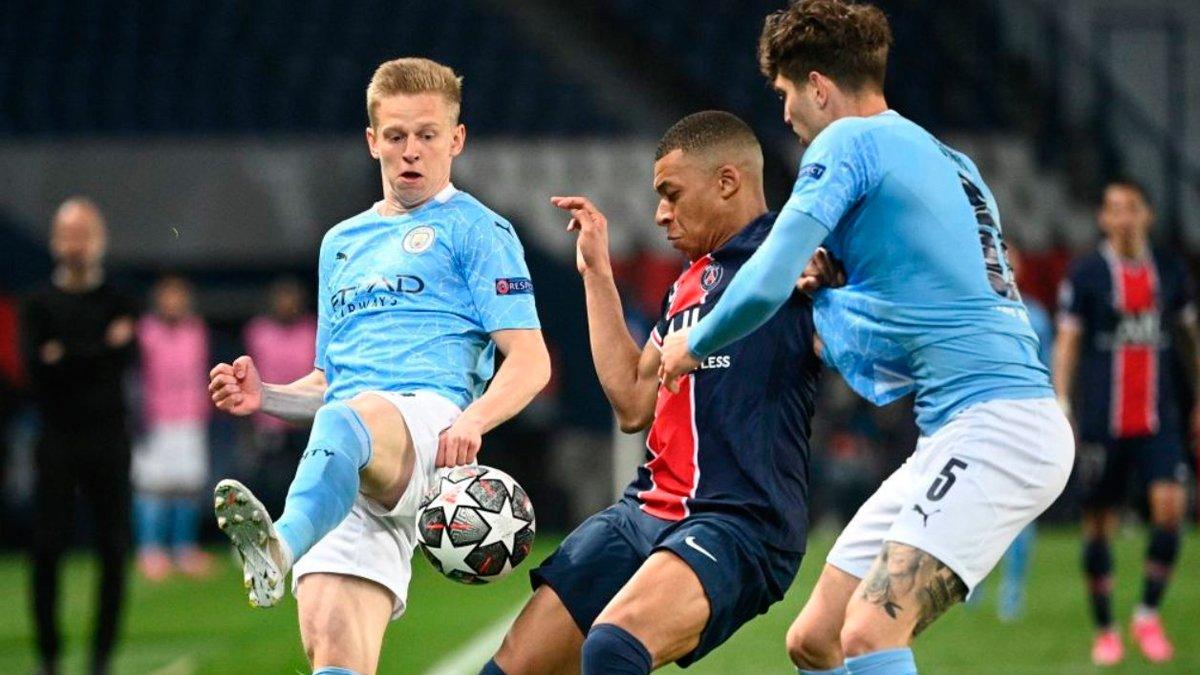 Манчестер Сіті – ПСЖ: онлайн-трансляція матчу-відповіді півфіналу Ліги чемпіонів за участі Зінченка