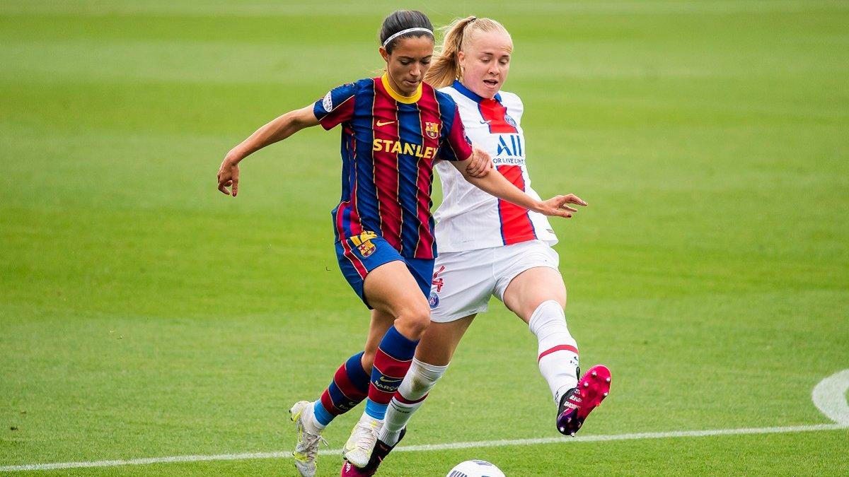 Барселона взяла реванш у ПСЖ, найдорожча футболістка світу принесла Челсі камбек – визначилися фіналісти жіночої ЛЧ