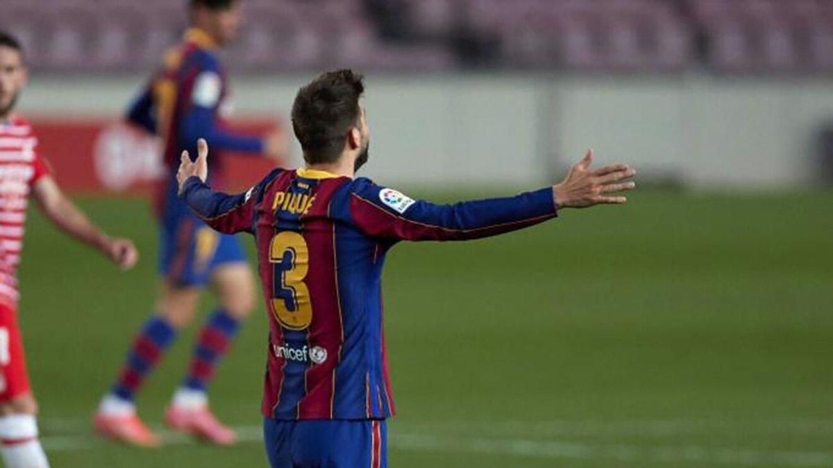 """Піке назвав """"просту умову"""" чемпіонства Барселони"""