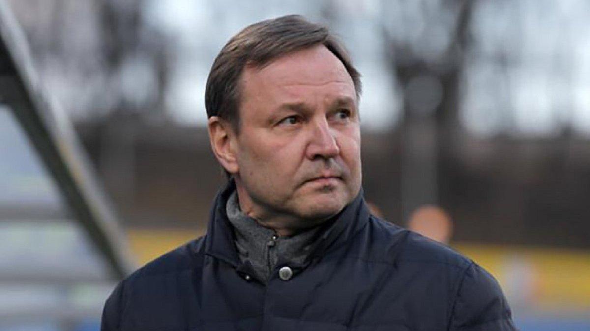 Калітвінцев не збирається покидати тренерське ремесло після відставки з Олімпіка