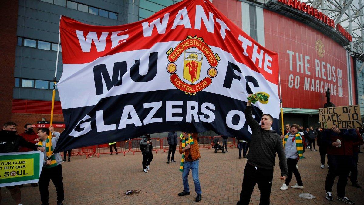 Власники Манчестер Юнайтед відреагували на протести фанатів