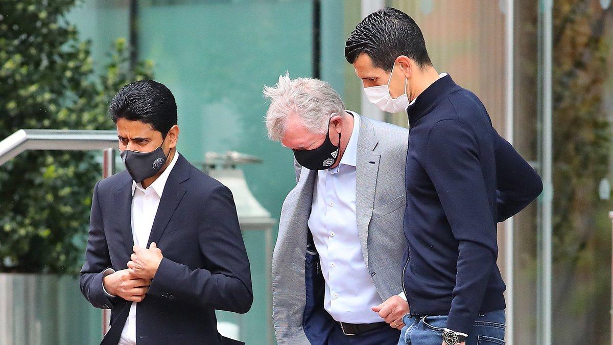 Манчестер Сіті – ПСЖ: Фергюсон навідався до готелю парижан перед вирішальним поєдинком Ліги чемпіонів