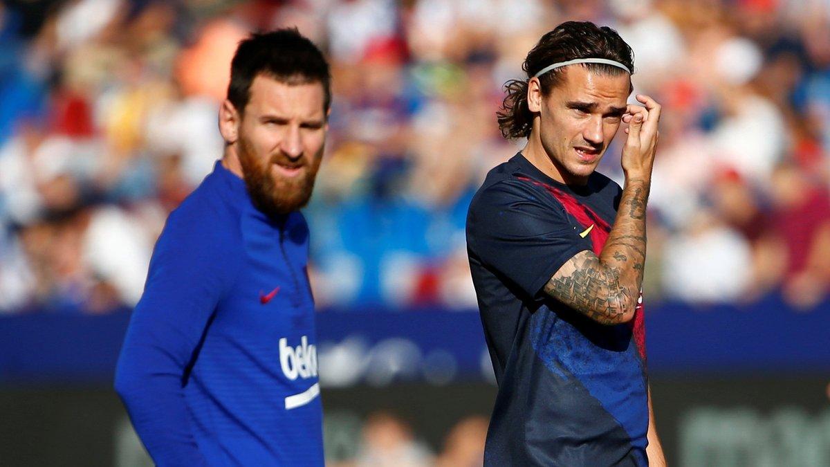 Ла Ліга перевірить правомірність зібрання гравців Барселони у будинку Мессі