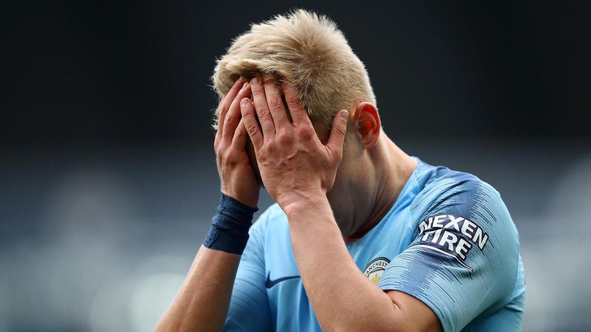 Зінченко не стримав сліз після виходу Манчестер Сіті у фінал Ліги чемпіонів – відео емоцій українця