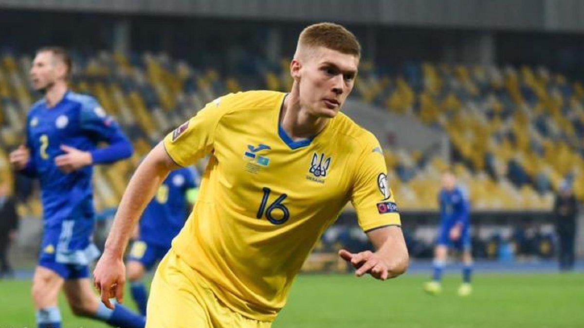 Довбик не ожидал на вызов в сборную Украины - Футбол 24