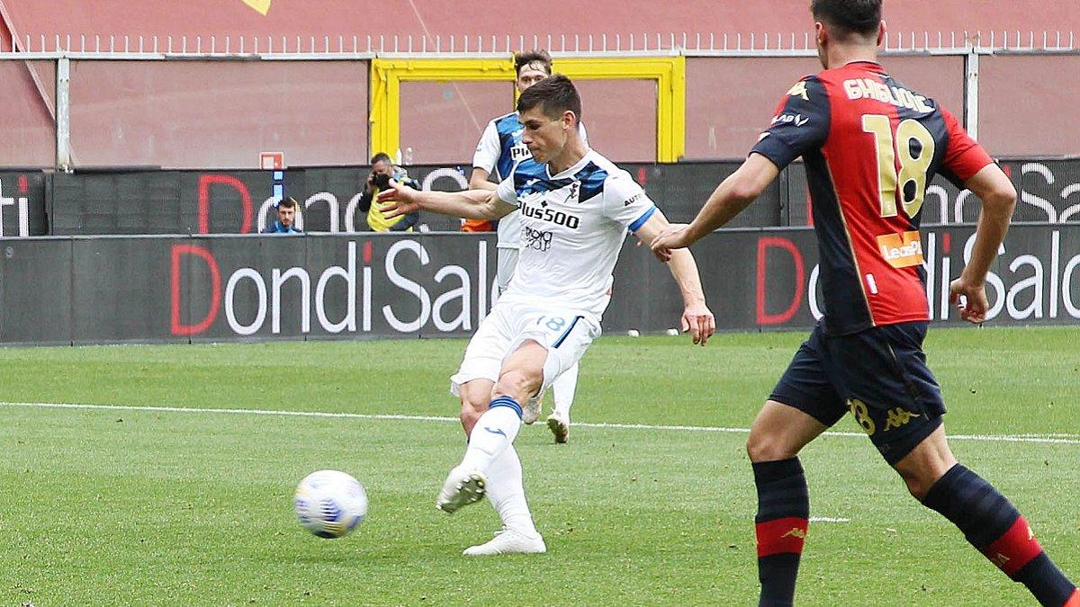 Дженоа - Аталанта: обзор и счет матча 15.05.2021