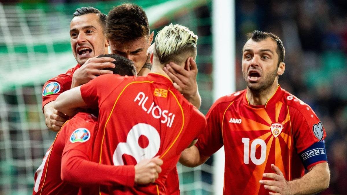 Северная Македония объявила заявку на Евро-2020 – соперник сборной Украины  последним в группе рассекретил список игроков - Футбол 24