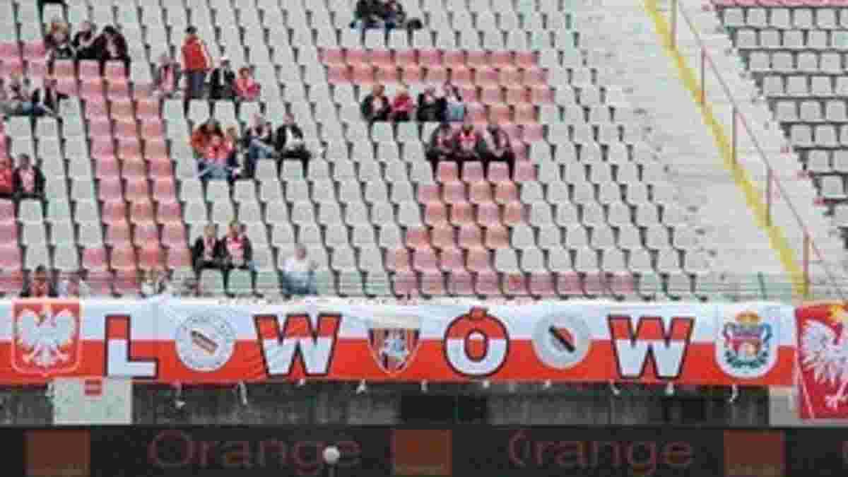 Львів як центр виникнення польського футболу