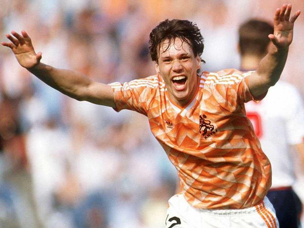 Марко ван Бастен (1988-89, 1992)