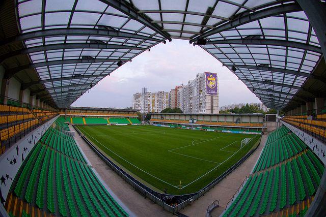Стадион. Домашние