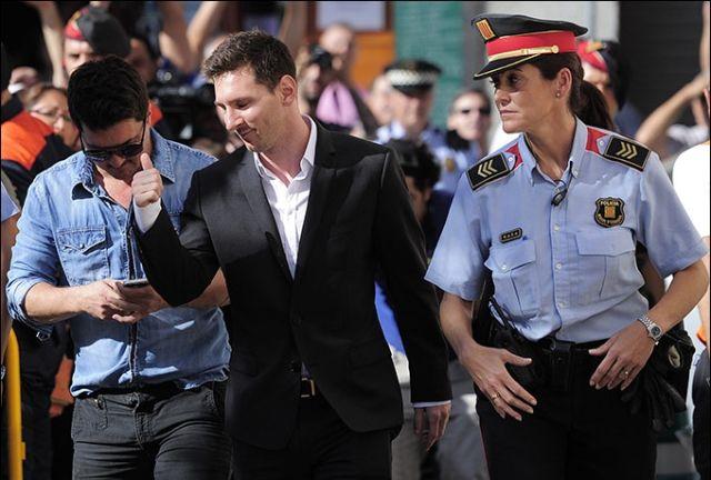 """Месси вновь покидает Барселону? Вспоминаем предыдущие """"уходы"""" аргентинца - изображение 1"""
