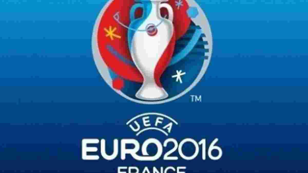 Результаты жеребьевки Евро-2016