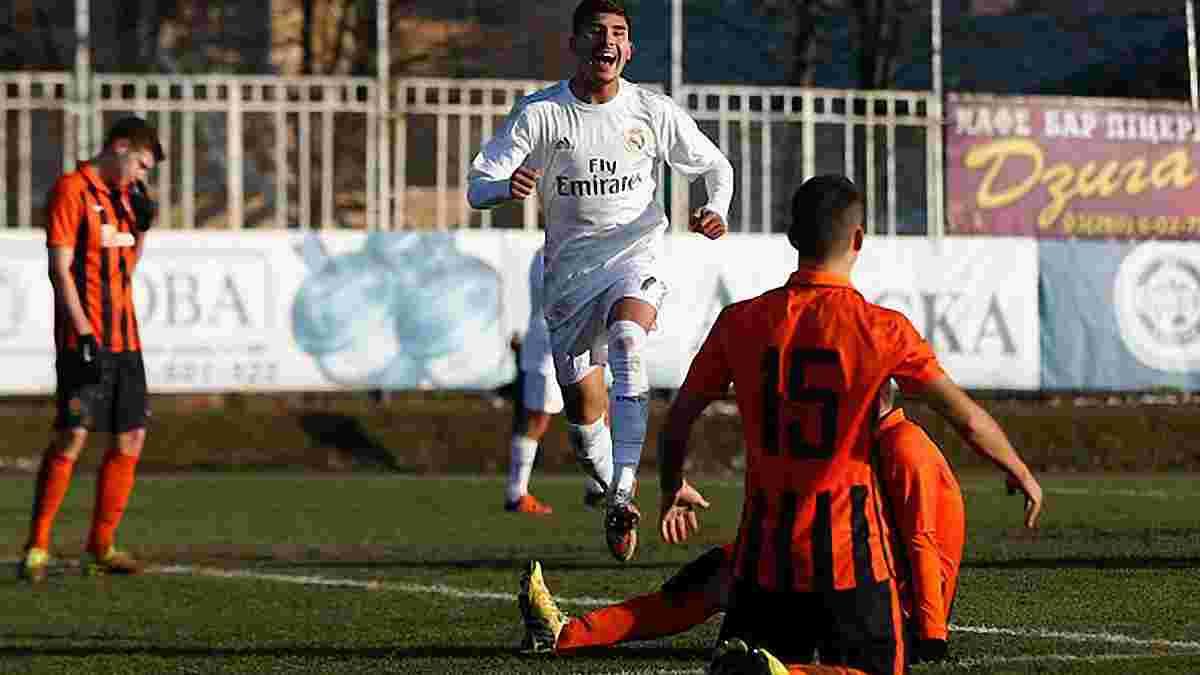 """""""Шахтар"""" (U19) - """"Реал"""" (U19) - 2:6. Відео голів і огляд матчу"""