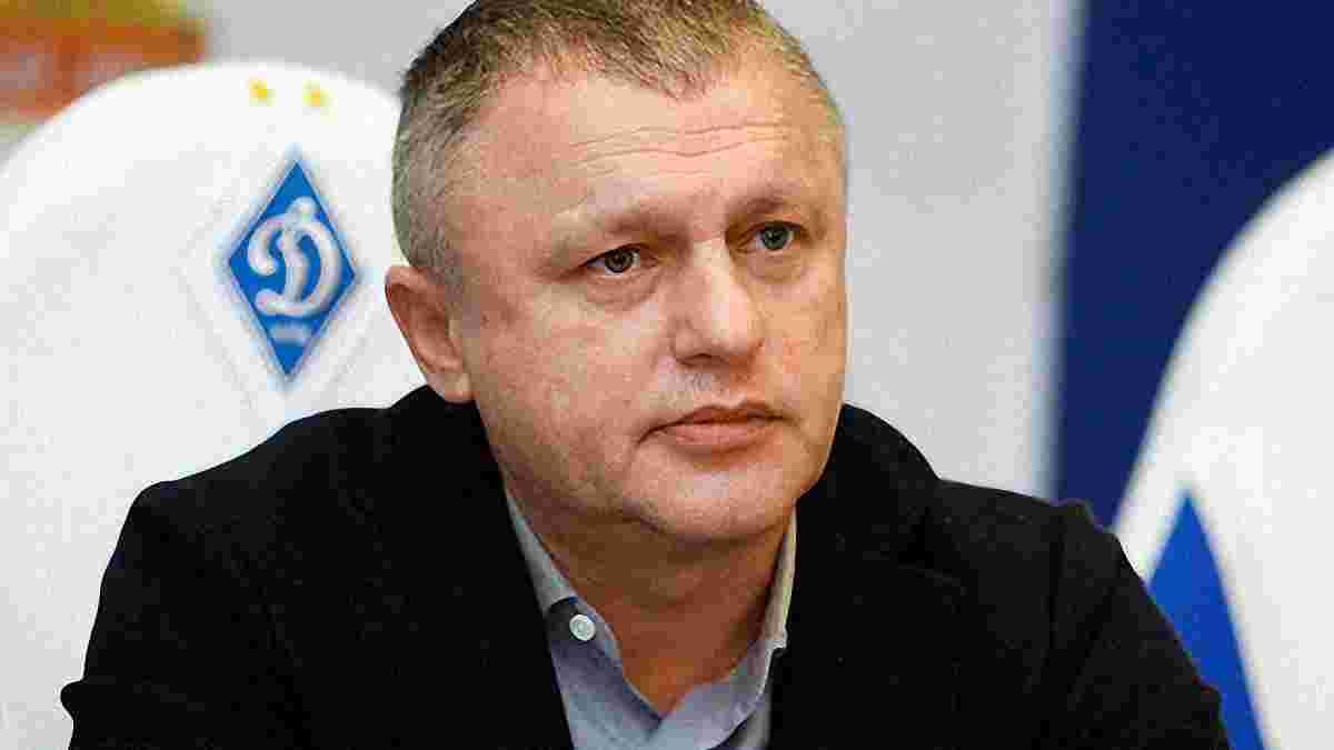 Игорь Суркис: Нет смысла сегодня развивать футбол, если мы получаем матчи без зрителей