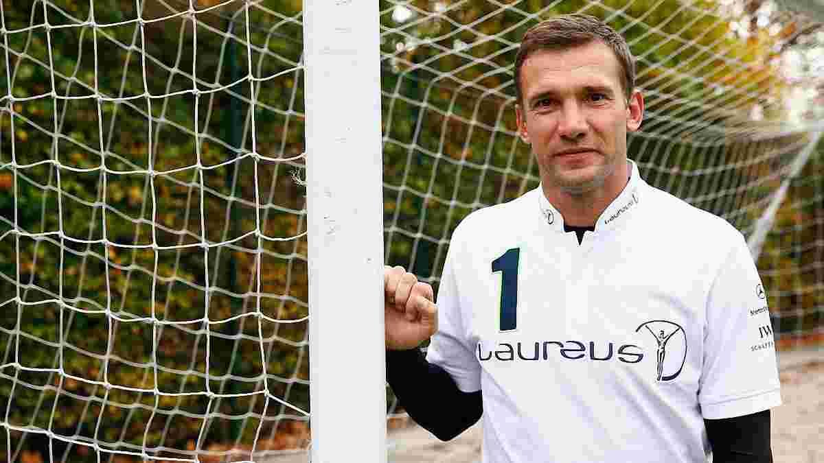 Шевченко: Возможно, вскоре начну свою собственную карьеру тренера