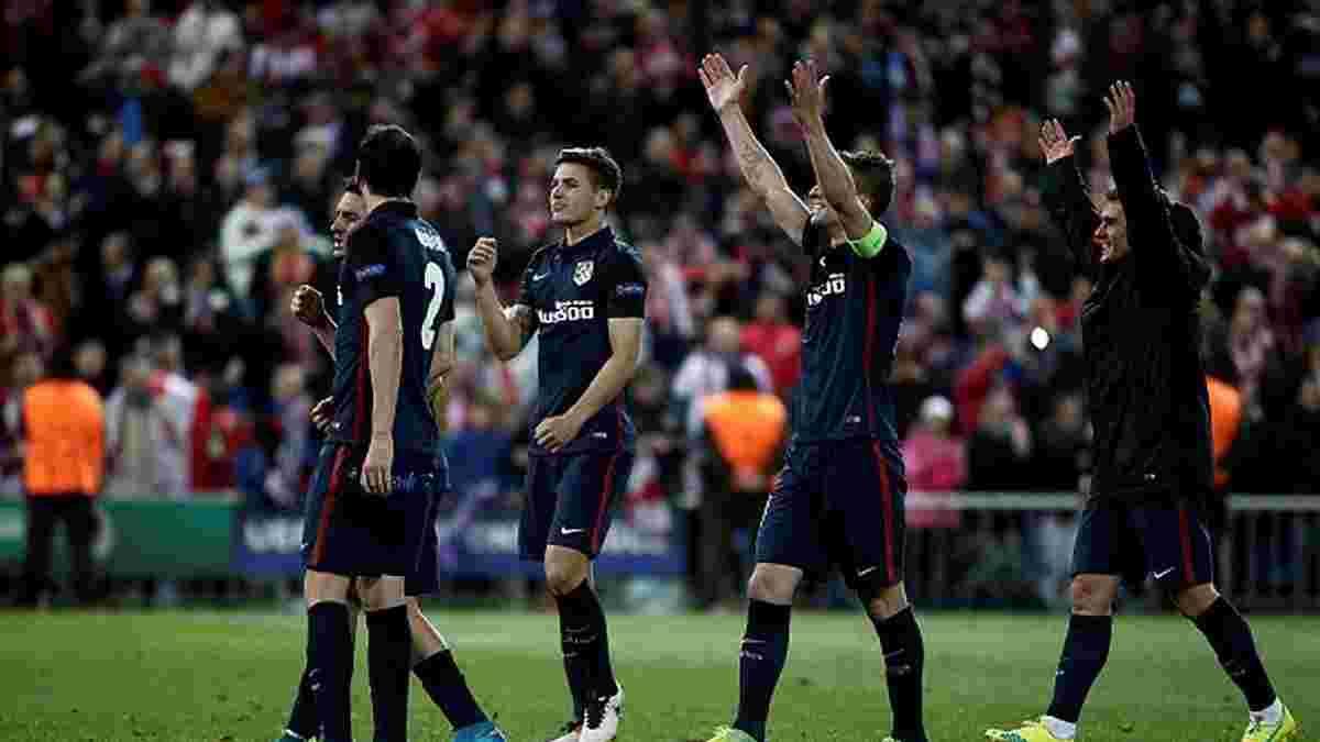 Филипе Луис, Годин, Сауль и Гризманн попали в символическую сборную Лиги чемпионов по итогам ответных матчей 1/4 финала