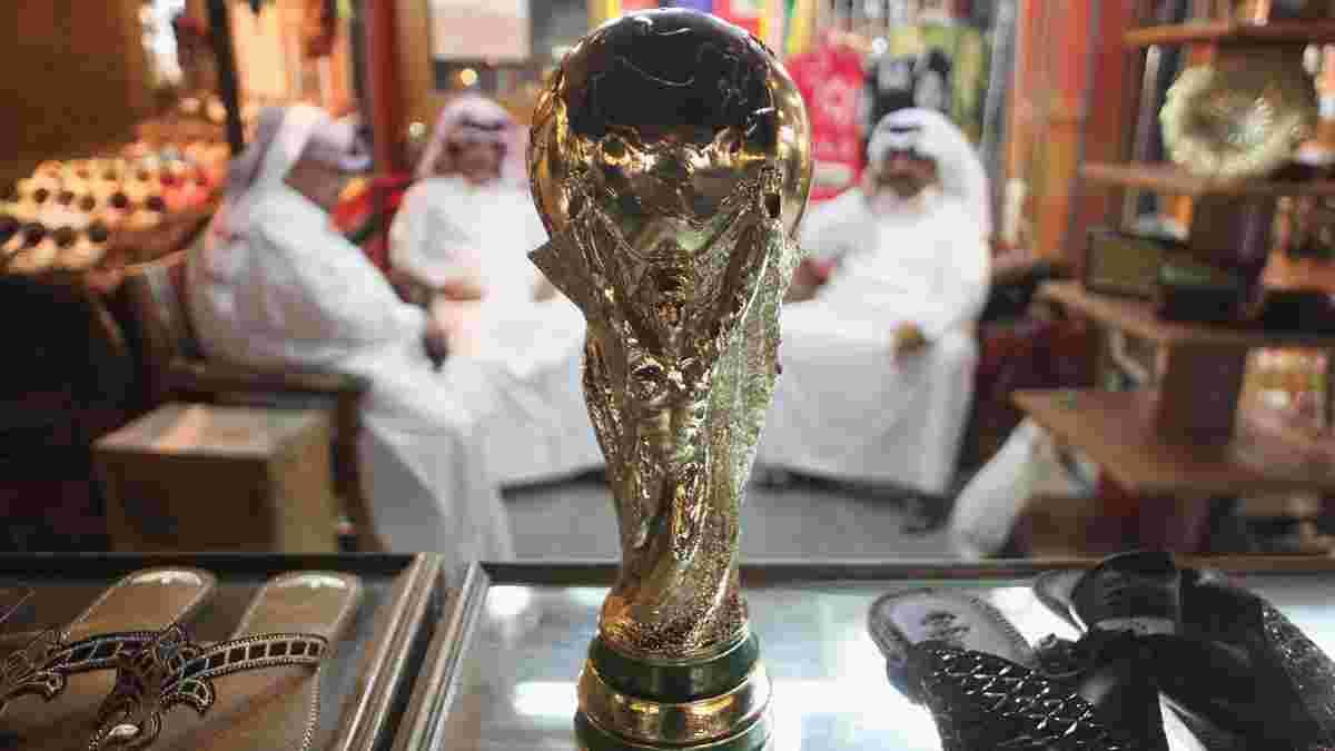 ФИФА может отобрать у Катара ЧМ-2022 из-за нарушения прав человека