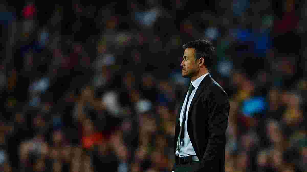 """Луис Энрике назвал условие, при котором """"Барселона"""" станет чемпионом"""