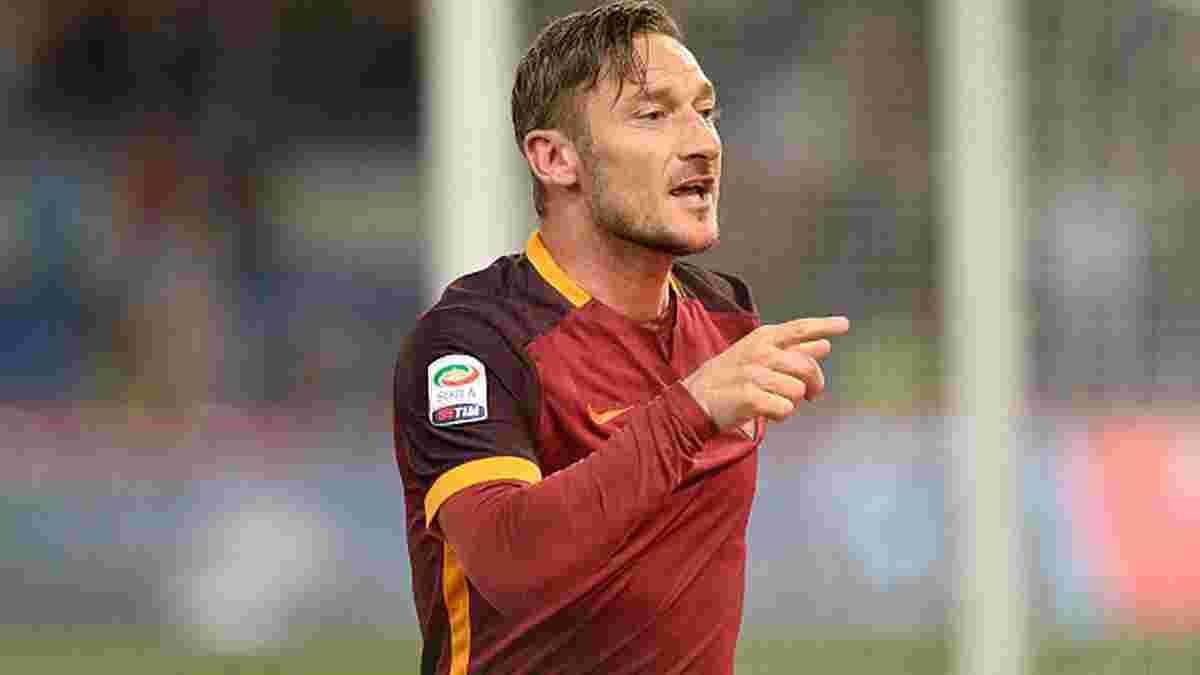 """Как Тотти спас """"Рому"""" в матче с """"Торино"""", выйдя на замену на 86 минуте и оформив дубль"""