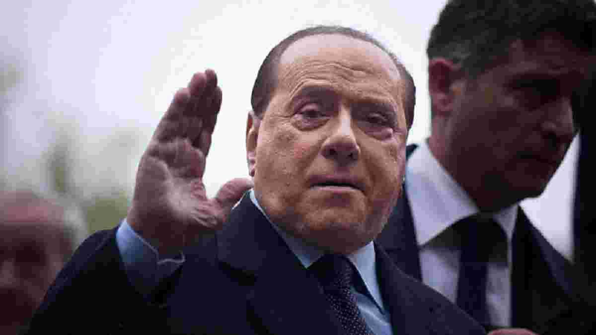 """Берлусконі зізнався, кому готовий продати """"Мілан"""""""