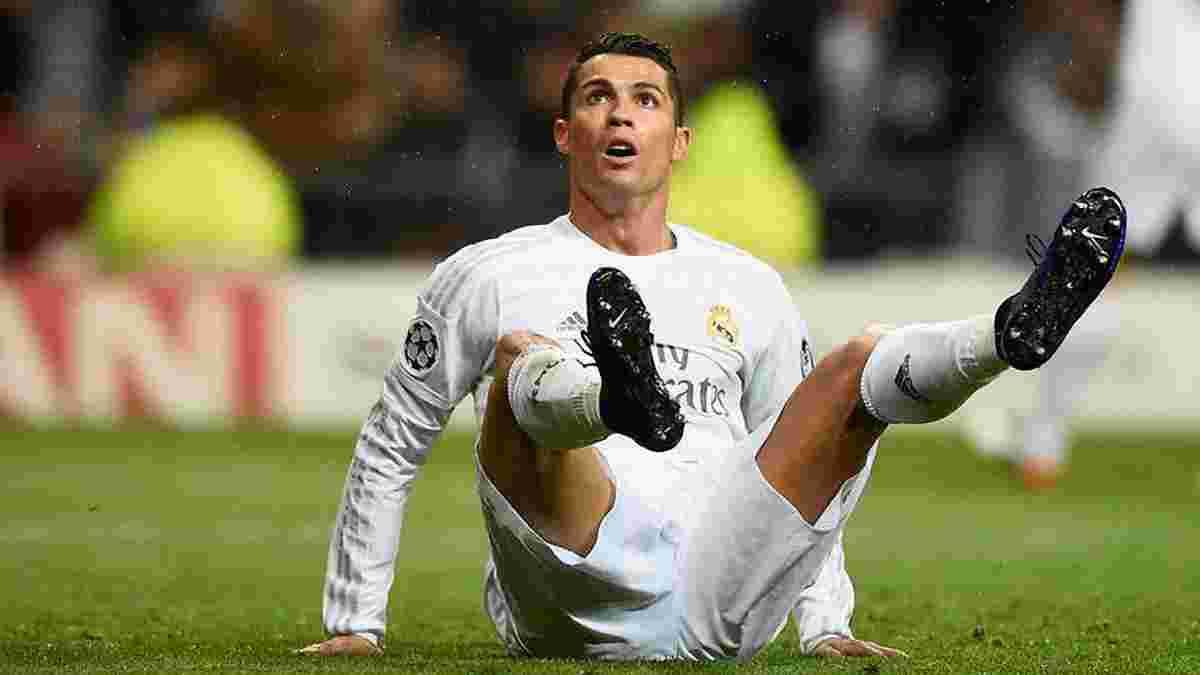 """Роналду відмовився від послуг лікарів """"Реала"""" і попросив допомоги в """"Барселони"""""""