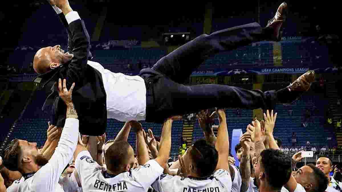 """""""Реал"""" планирует масштабную трансферную кампанию - в списке Зидана 10 фамилий"""
